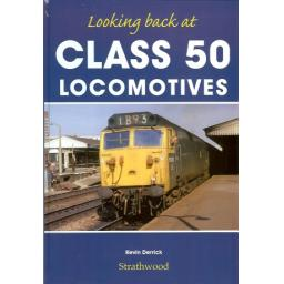 * Looking back at Class 50 Locomotives * (any 2 * £19.95 titles for £29.95, any 3* £19.95 for £39.95)