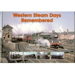 * Western Steam Days Remembered * (any 2 * £29.95 titles for £39.95, any 3* for £49.95)