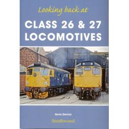 Looking back at Class 26 & 27 Locomotives (LOW STOCKS)