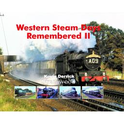 Western Steam Days Remembered II Released on 1 November 2019