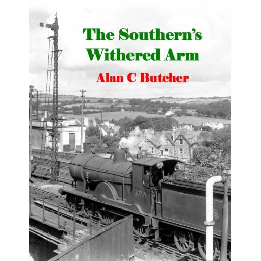 The Southern's Withered Arm (soon to go out of print don't delay)