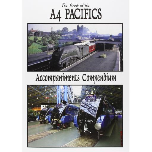 The A4 PACIFICS - Accompaniments Compendium
