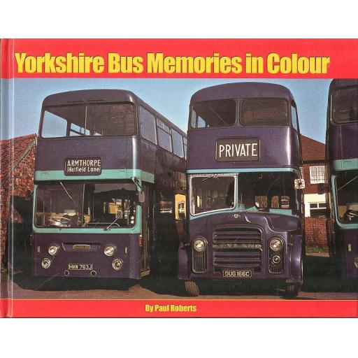 Yorkshire Bus Memories in Colour