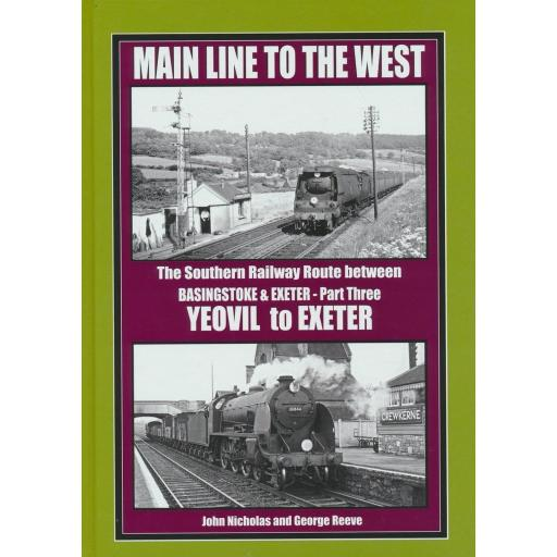 MAIN LINE to the WEST Part 3 Yeovil to Exeter