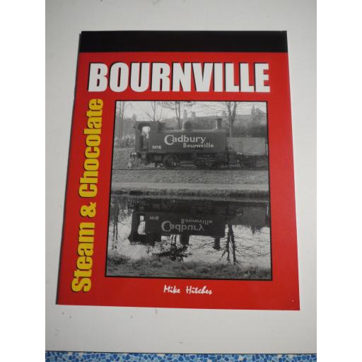 BOURNVILLE Steam & Chocolate