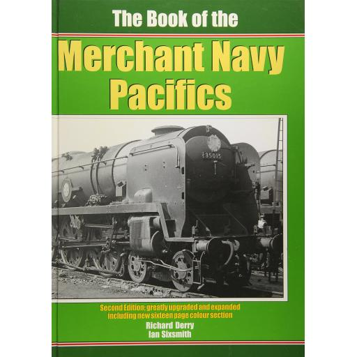 The Book of the Merchant Navy Pacifics (ALMOST OUT OF PRINT)