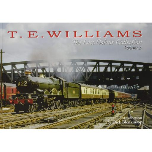 T E WILLIAMS: The Lost Colour Collection Vol. 3
