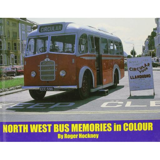 North West Bus Memories in Colour