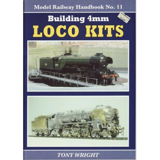Model Railway Handbook No.11: Building 4mm Loco Kits