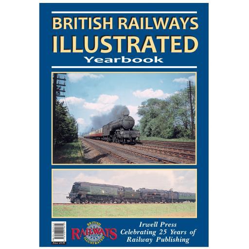 British Railways Illustrated YEARBOOK