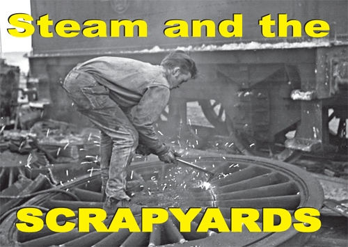 Steam and the Scrapyards Sold Out