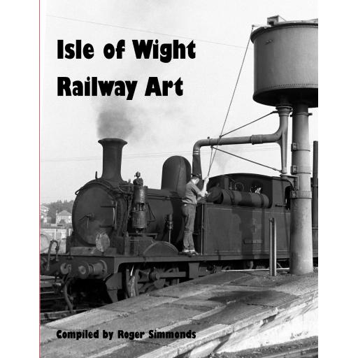 ISLE OF WIGHT RAILWAY ART