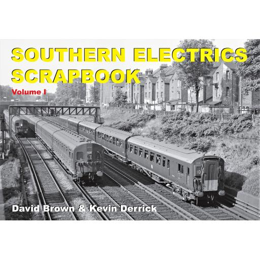 SOUTHERN ELECTRIC Scrapbook Volume 1 RELEASED 10 NOVEMBER 2020