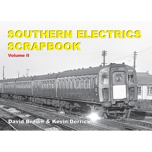 SOUTHERN ELECTRIC Scrapbook Volume II