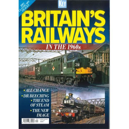 Britain's Railways - In the 1960s (BE QUICK LOW STOCK NOW)
