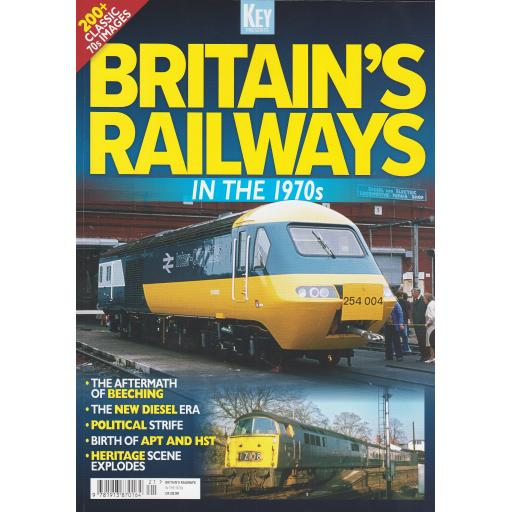 Britain's Railways in the 1970s Special